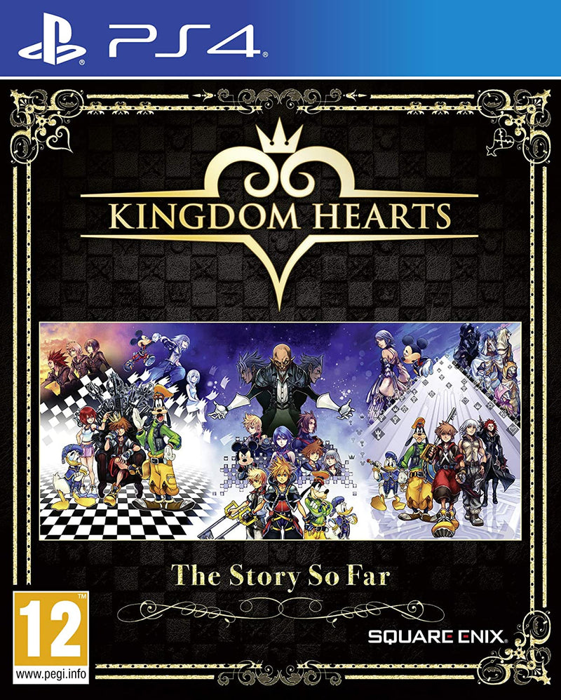 Kingdom Hearts: The Story So Far /PS4
