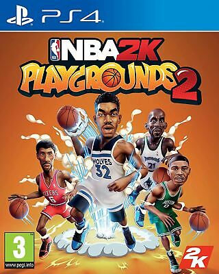 NBA 2K Playgrounds 2 (NMC English/Arabic Box) /PS4