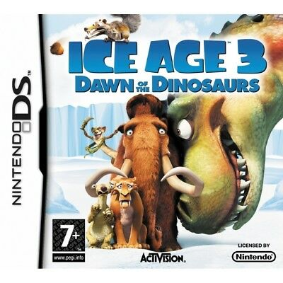 Ice Age 3: Dawn of the Dinosaurs /NDS