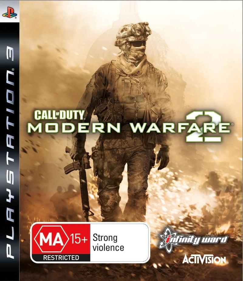 Call of Duty: Modern Warfare 2 /PS3