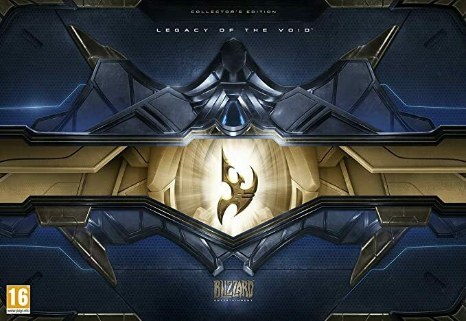Starcraft II (2): Legacy of the Void - Collector's Edition /PC