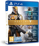 Destiny: The Collection (Spanish Box - EFIGS In Game) (DLC EXPIRED SO CONSIDER STANDARD) /PS4