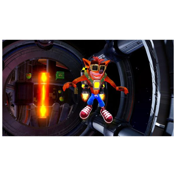 Crash Bandicoot N. Sane Trilogy /PC (STEAM CODE ONLY WORKS IN MIDDLE EAST AND AFRICA)
