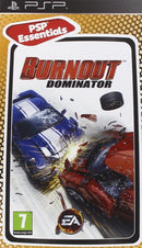 Burnout Dominator (Essentials) /PSP