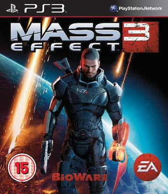 Mass Effect 3 (BBFC) /PS3