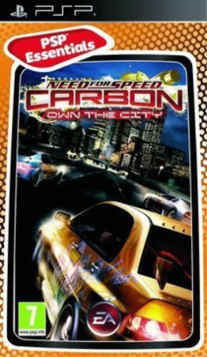 Need for Speed Carbon: Own the City (Essentials) /PSP