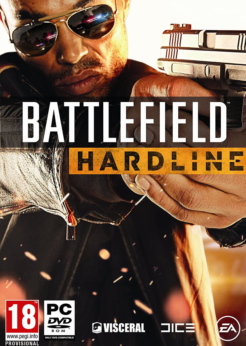 Battlefield Hardline (Deleted title) /PC
