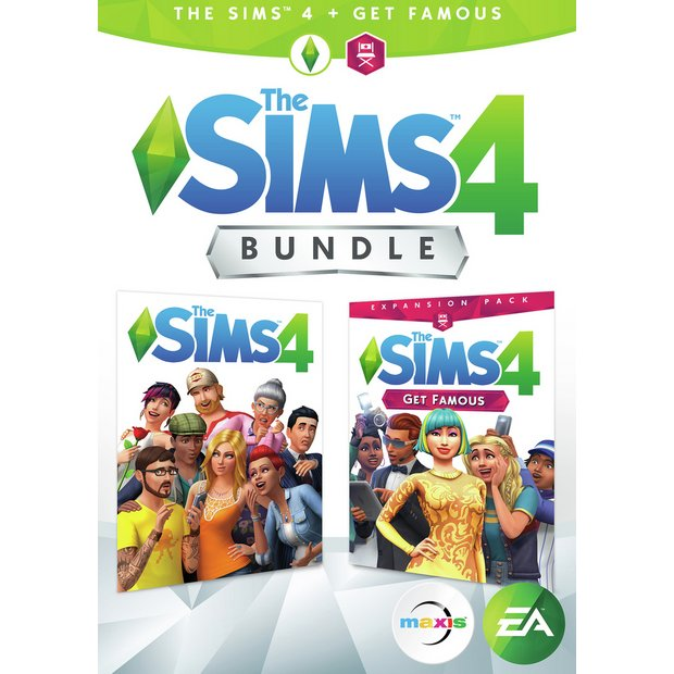 The Sims 4 + Get Famous (Bundle Pack) /PC