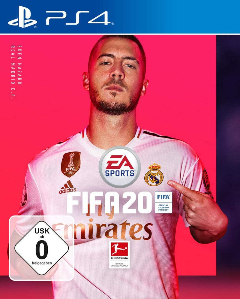 Fifa 20 (USK - German Box - But Multi Lang in Game) /PS4