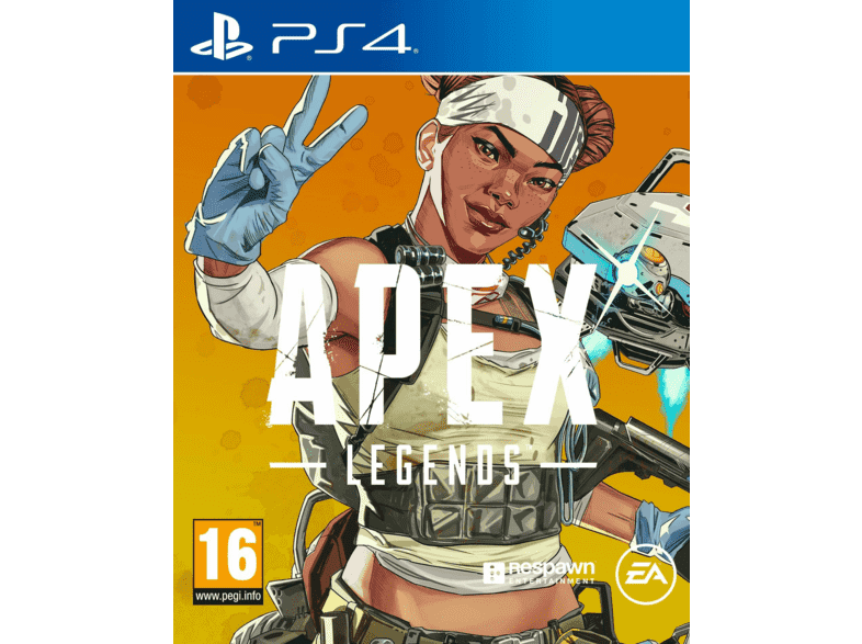 Apex Legends - Lifeline Edition /PS4