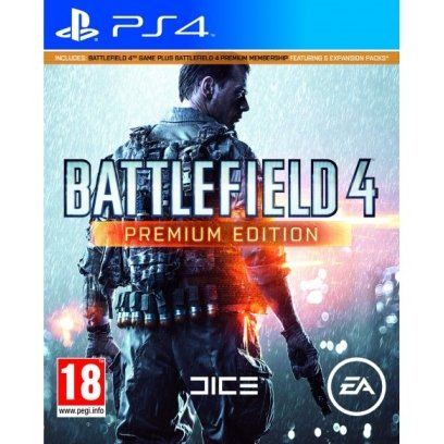 Battlefield 4 Premium Edition /PS4