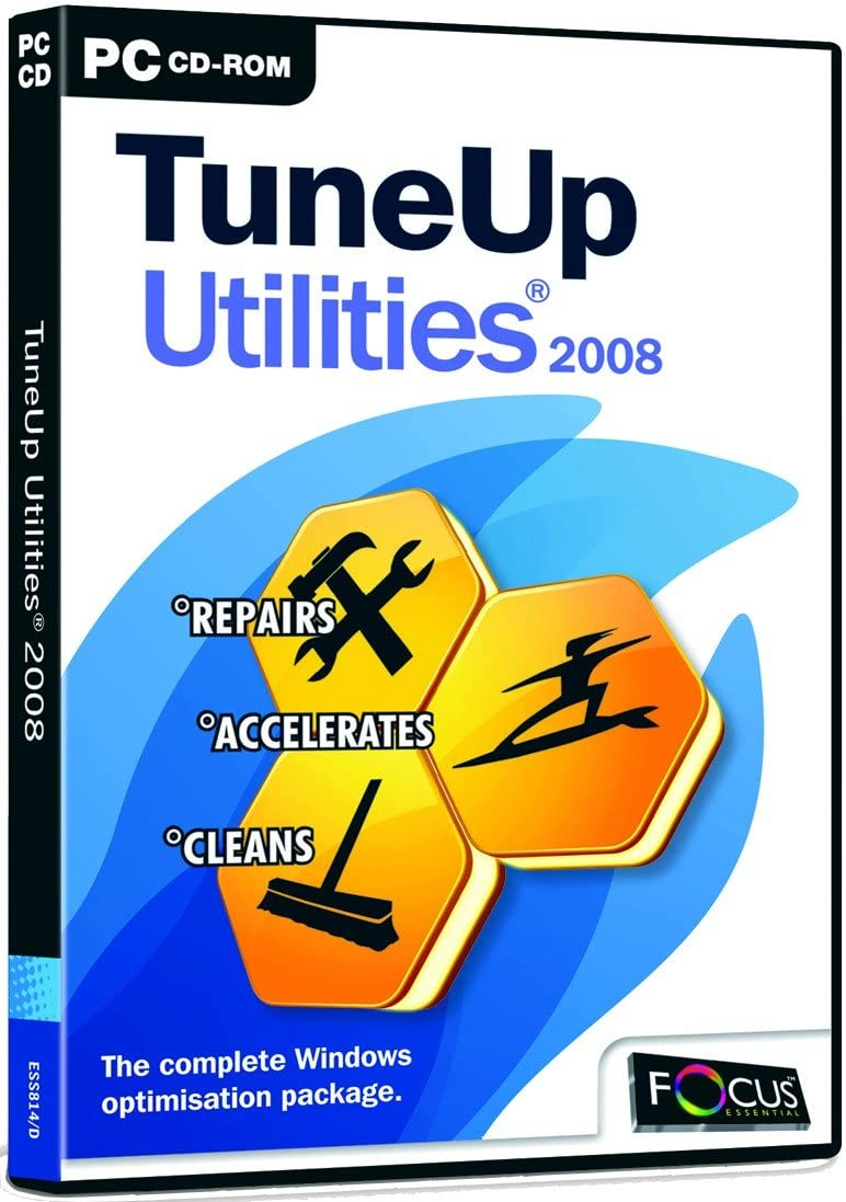 Tune Up Utilities 2008 /PC