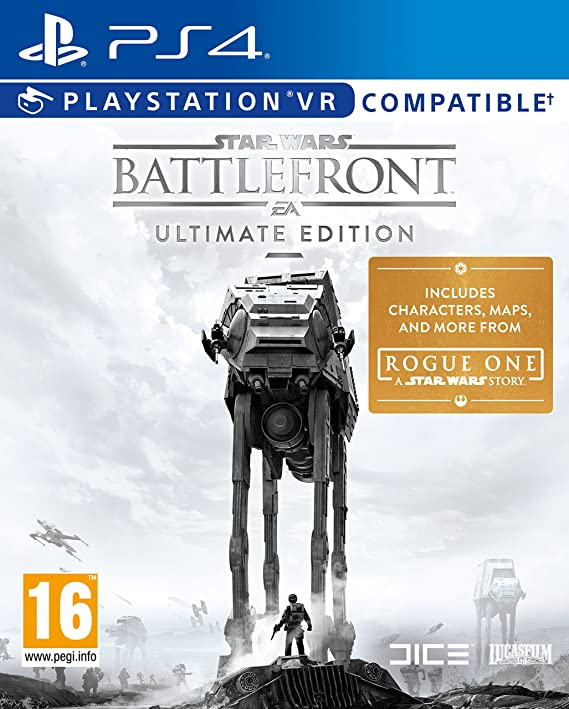 Star Wars: Battlefront Ultimate Edition /PS4
