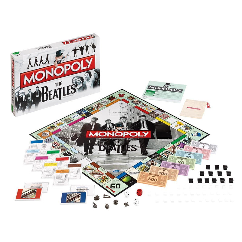 Monopoly Beatles Edition - Board Game /Boardgame
