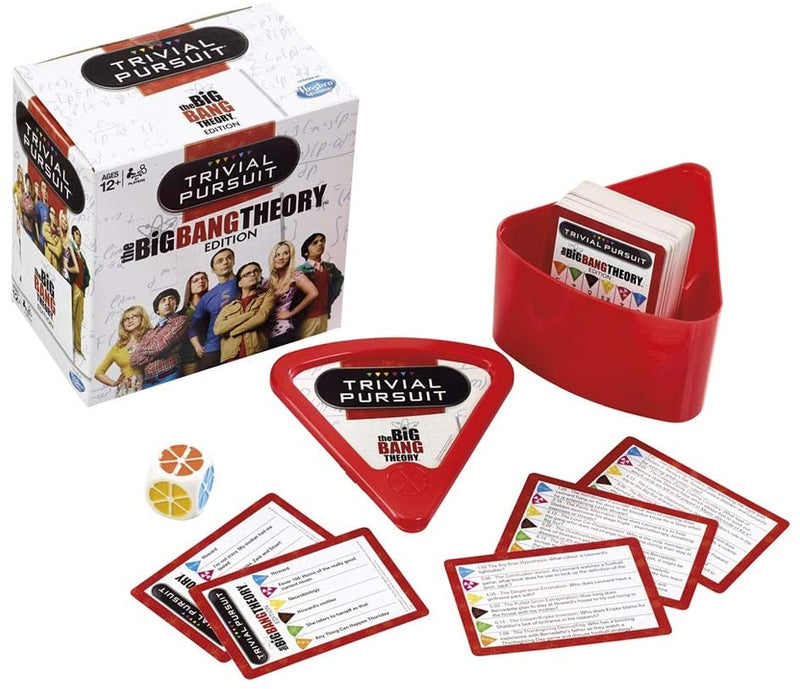 Trivial Pursuit the Big Bang Theory /Boardgames