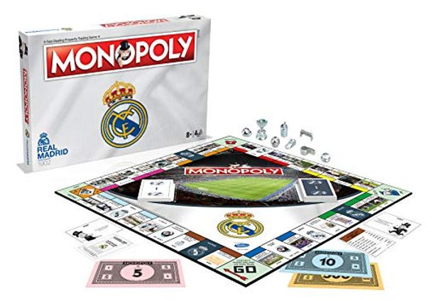 Monopoly REAL MADRID Version  /Boardgame