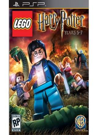 Lego Harry Potter Years 5 - 7 /PSP