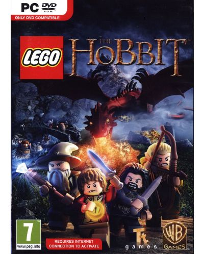 Lego The Hobbit (Romanian Box/All Languages in Game) /PC