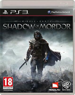 Middle-earth: Shadow of Mordor /PS3