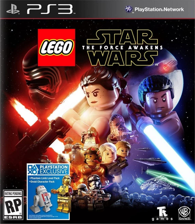 Lego Star Wars: The Force Awakens /PS3