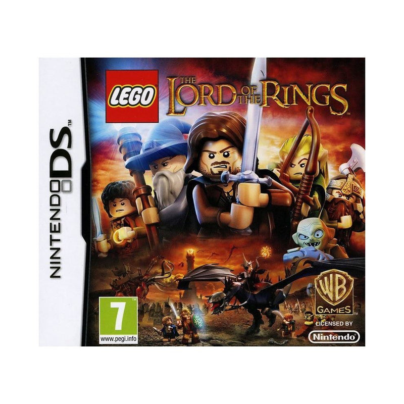 Lego Lord of the Rings (ENG/Danish) /NDS