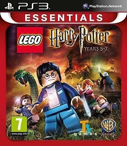 Lego Harry Potter Years 5 - 7 (Eng/Nordic) (Essentials) /PS3 (DELETED TITLE)