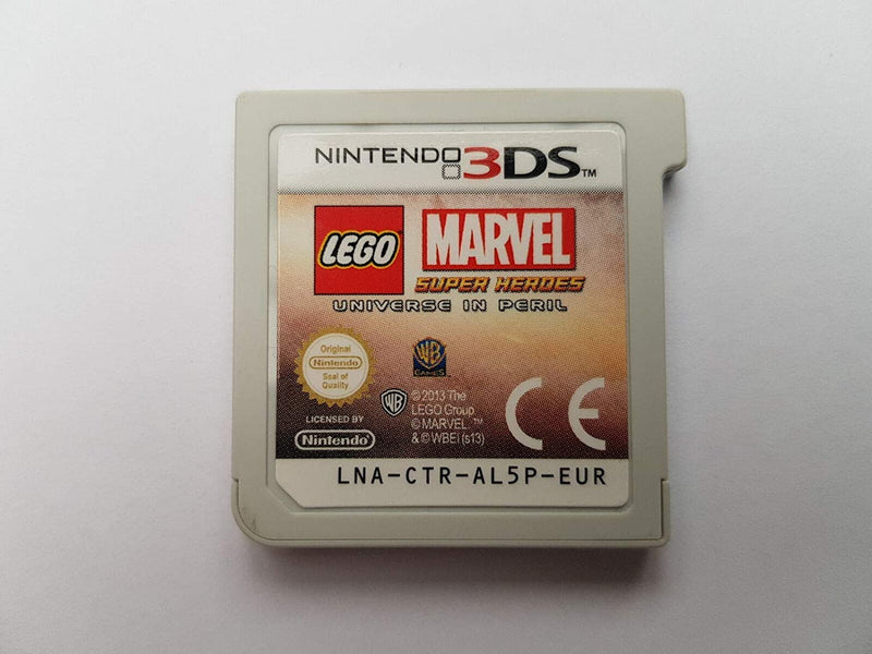 Lego Marvel Super Heroes (ENG/Danish) /3DS