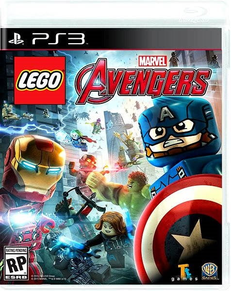 Lego Marvel Avengers (Eng/Nordic) /PS3 (DELETED TITLE)