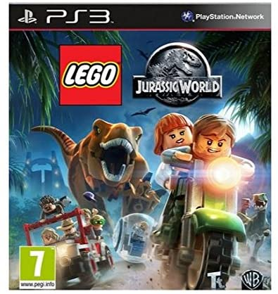LEGO Jurassic World /PS3 (DELETED TITLE)