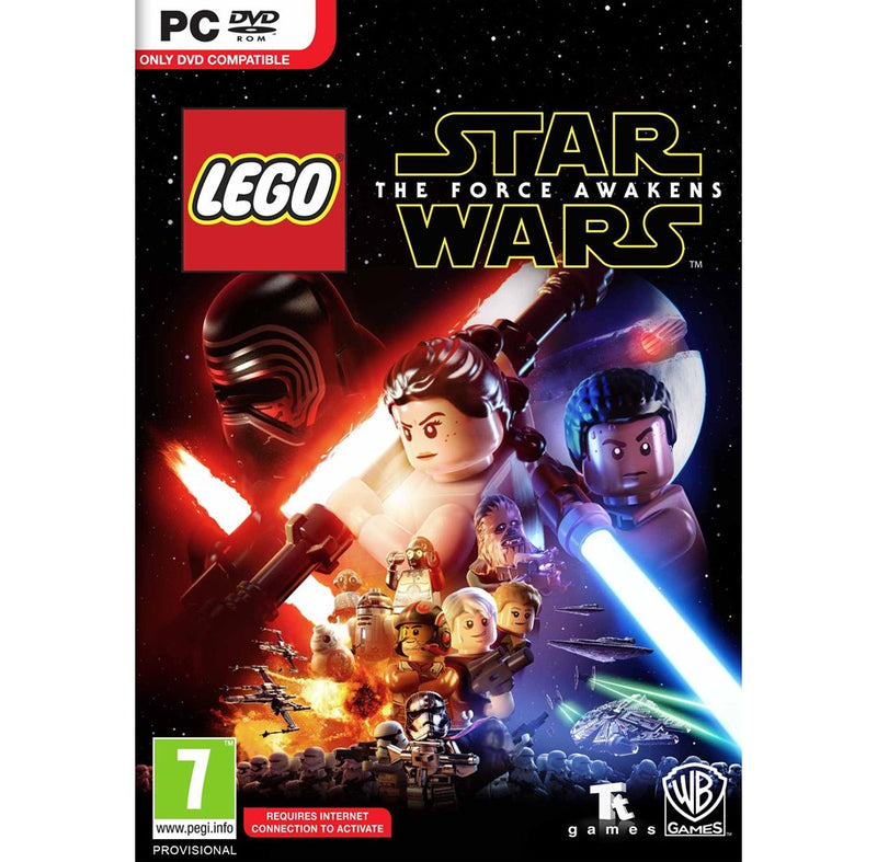 Lego Star Wars: The Force Awakens /PC