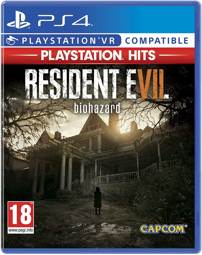 Resident Evil VII (7) Biohazard (Playstation Hits) /PS4