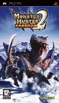 Monster Hunter: Freedom 2 (Essentials) /PSP