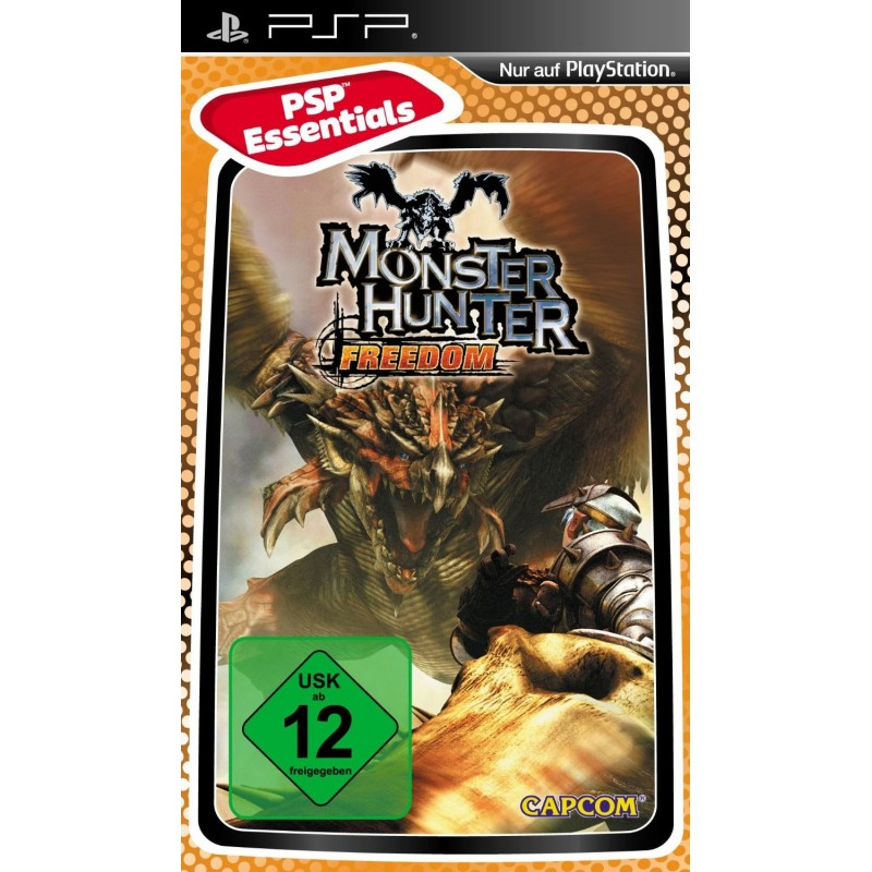 Monster Hunter: Freedom (Essentials) /PSP