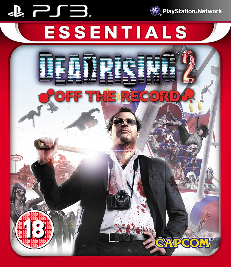 Dead Rising 2: Off the Record (Essentials) /PS3