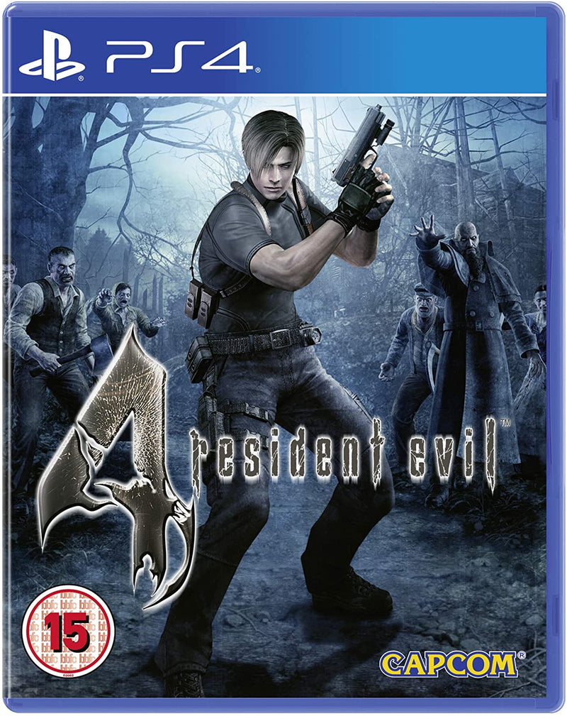 Resident Evil 4 HD /PS4
