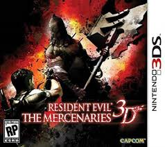 Resident Evil: The Mercenaries 3D (OZ) /3DS