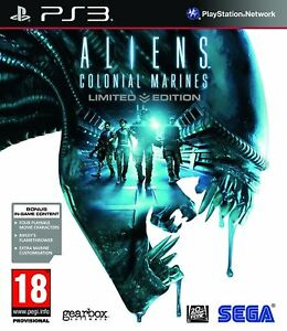 Aliens: Colonial Marines /PS3 (DELETED TITLE)