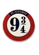 Harry Potter Platform 9 3/4  100 x 100 indoor mat /Merchandise