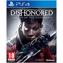 Dishonored: Death of the Outsider /PS4