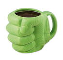 Marvel Hulk Shaped Mug /Merchandise