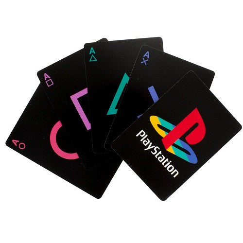 Playstation Playing Cards/Merchandise