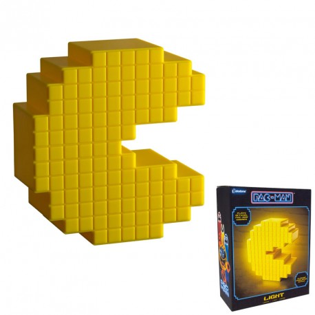 Pac Man Pixelated Light V2 BDP /Merchandise