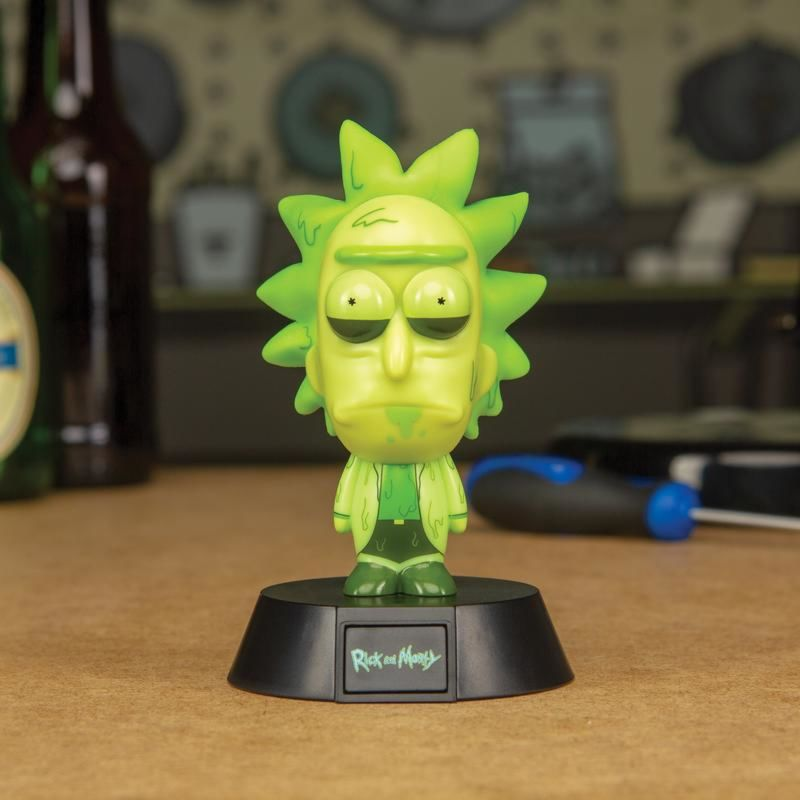 Rick and Morty - Toxic Rick Icon Light (PP4992RM) / /Merchandise
