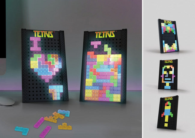 Paladone Tetromino Light /Merchandise