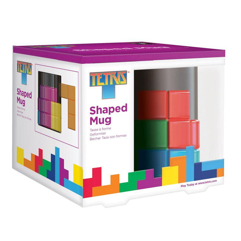 Tetris Shaped Mug /Merchandise