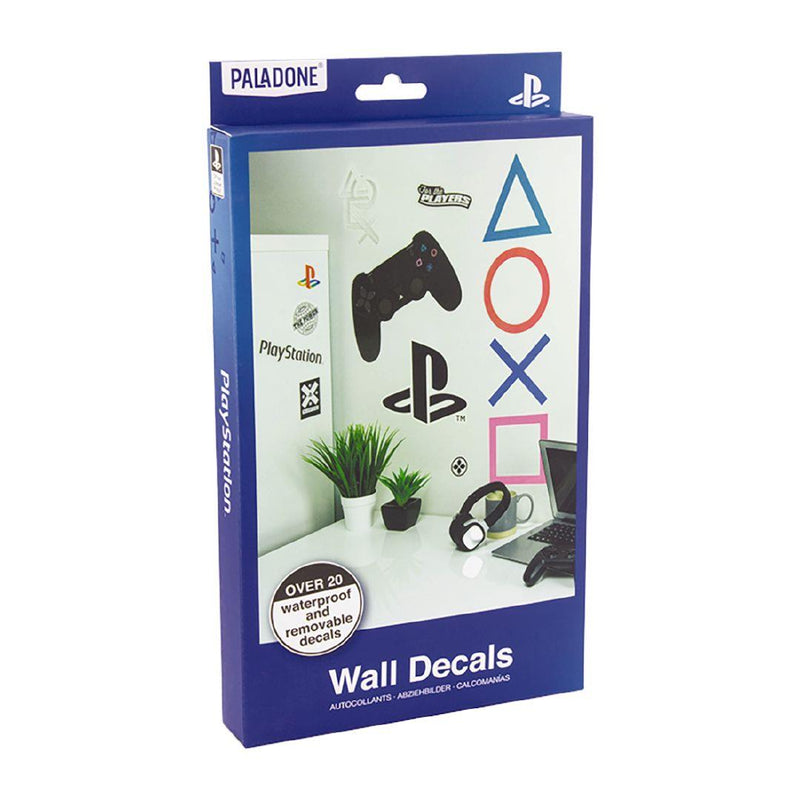 Playstation Wall Decals/Merchandise