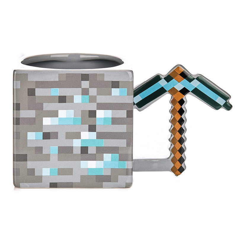 Minecraft Pickaxe Mug /Merchandise