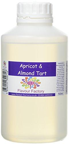 F.Factory - Apricot and Almond Tart Intense Food Flavouring (500 ml) /Food