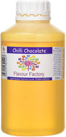 Chilli Chocolate Intense Food Flavouring (500 ml) /Food