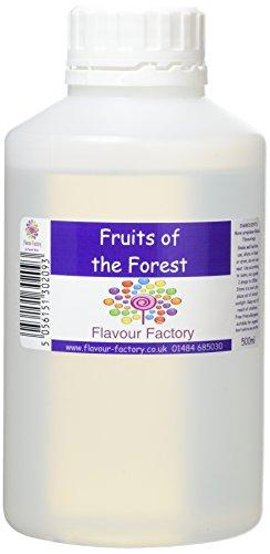 Fruits of the Forest Intense Food Flavouring (500 ml) /Food